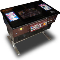 Great I Have A Love/hate Relationship With Arcade Cocktail Cabinets. I Love The  Idea Of Them. A Small Low Profile Cabinet, That Can Blend In With  Itssurroundings.