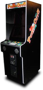 Johns Arcade - Baby Pac-Man Arcade Game Restore MPU PPU Side-Art CPO